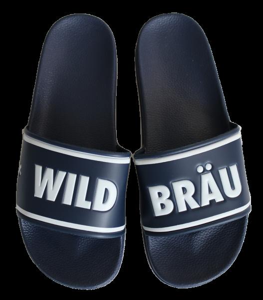 """Badelatschen """"Wildbräu"""""""