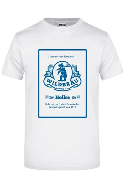 "T-Shirt ""Wildbräu"""
